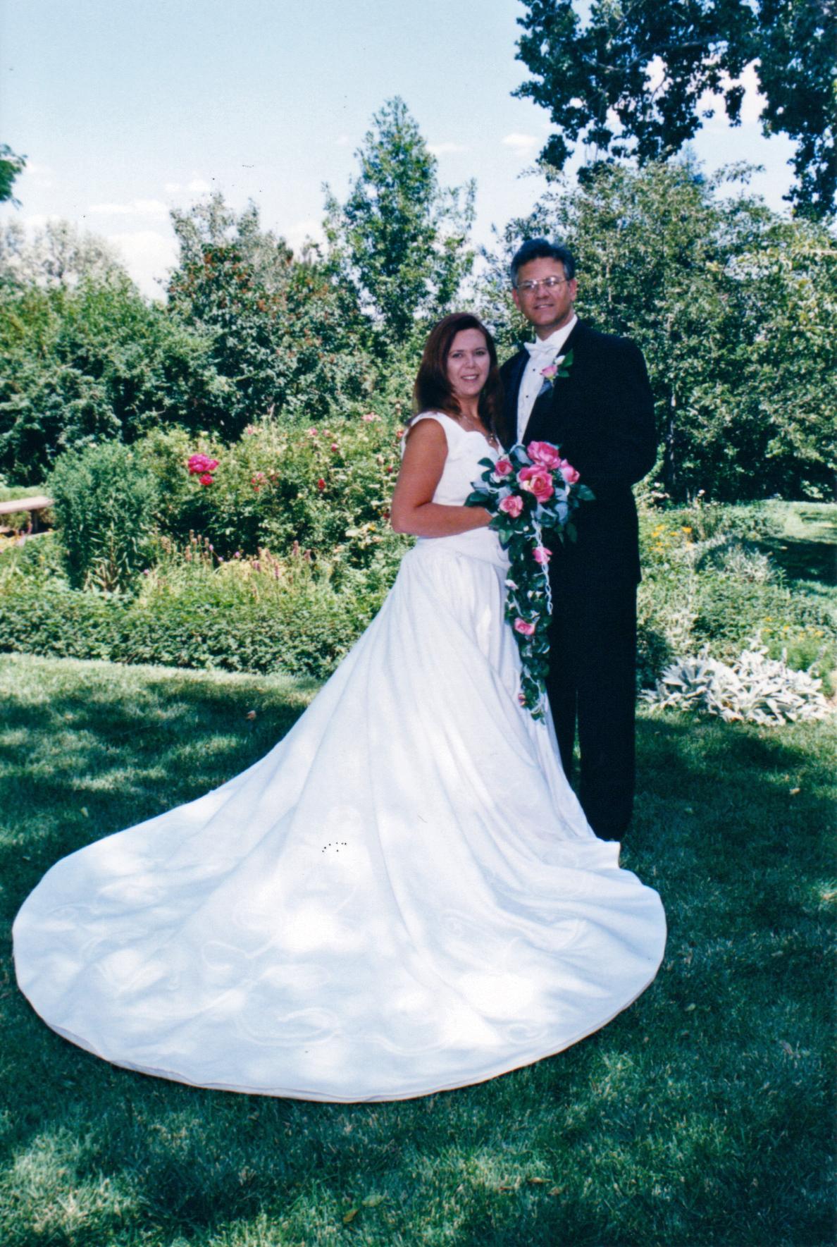 San rafael park wedding