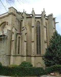 Cathédrale Saint-Michel de Carcassonne (Saint Michael's Cathedral of Carcassonne)