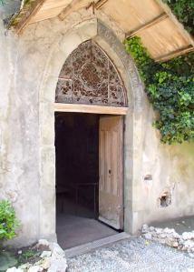 Chapel within the Jardin du Calvaire