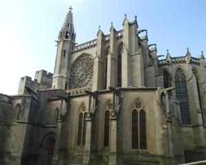 Basilique Saint-Nazaire-et-Saint-Celse de Carcassonne (Basilica of Saint Nazaire and Saint Celse)