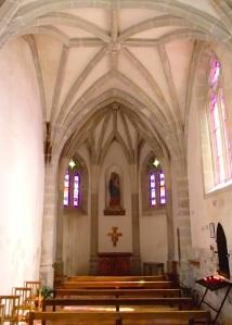 Chapelle Notre Dame de la Santé (Chapel of Our Lady of Health)