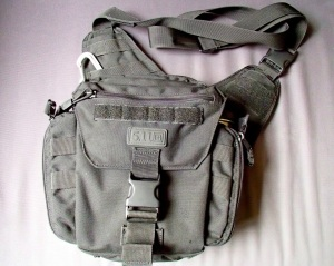 5.11 Tactical PUSH (Practical Utility Shoulder Hold-all) Pack