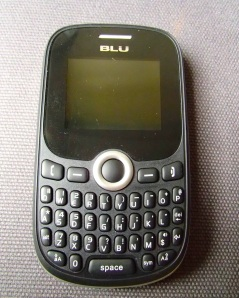 BLU Samba Jr Cellphone