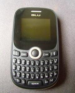 BLU Samba Jr Cellphone