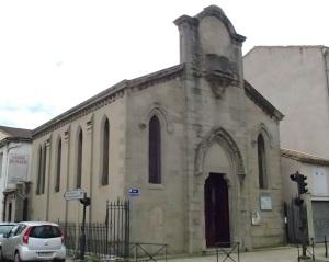 Eglise Protestante Unie De Carcassonne - Communion Luthériens et Réformés (Protestant Church - French United Reformed Church)