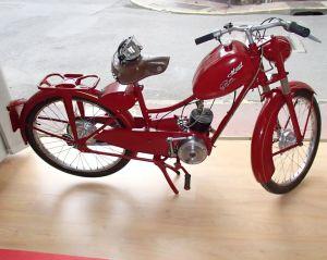 Monet-Goyon 100 cc Motorcycle, circa 1954