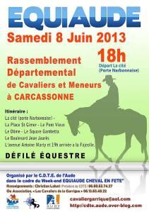 Equiaude Equestrian Parade