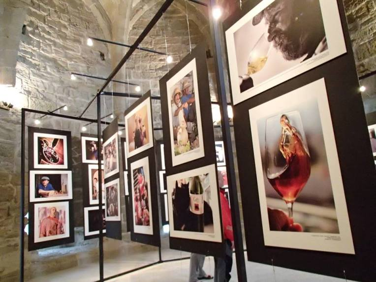 Photo gallery inside Trésau Tower.