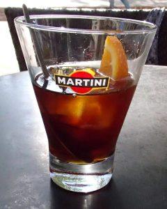 Martini Rouge
