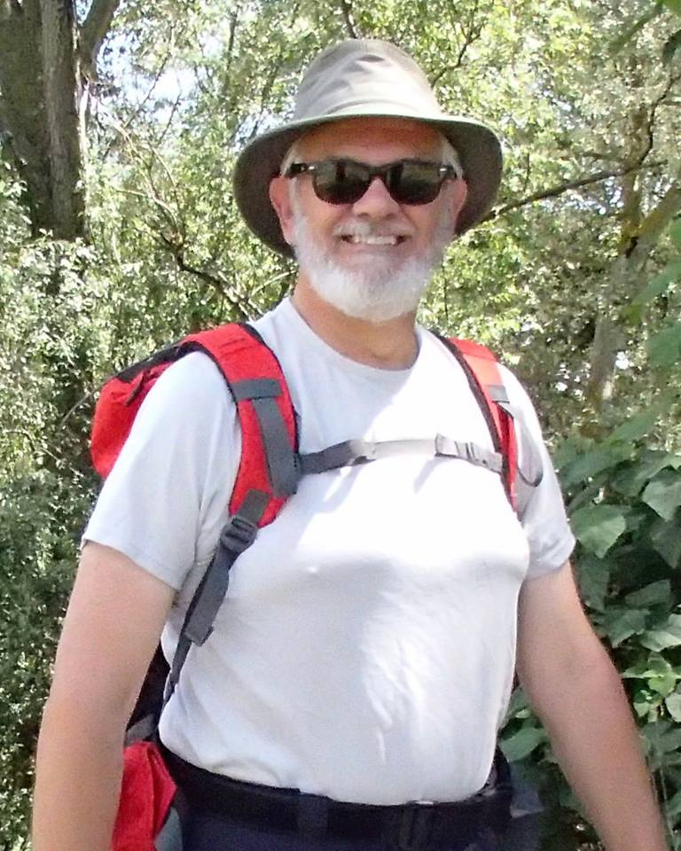 Alan wearing Tilley T5MO Hat – An Italian Point Of View e96cc3eacfd