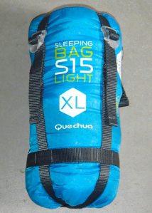 Quechua Sac de Couchage Rando 15°C Light XL