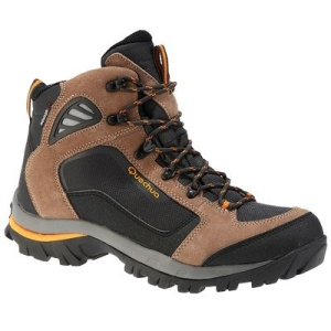 Forclaz 500 Novadry – Brown Hiking Boot by Quechua