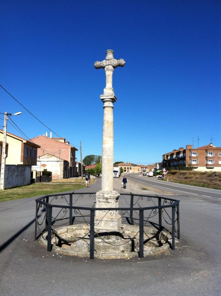 Monument to St. James, Tardajos