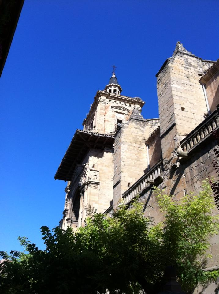 Catedral de Santa Maria de la Redonda, 14th century