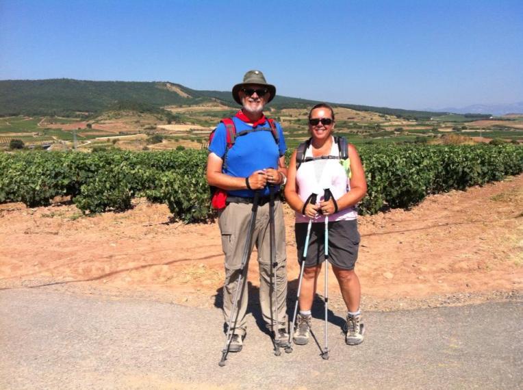 Vineyards near Ventosa