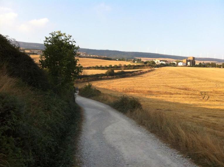 Route to Uterga