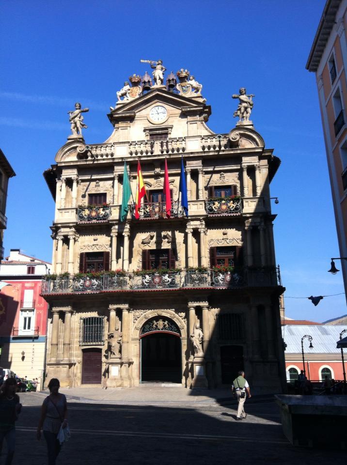 Plaza de Castillo, Pamplona