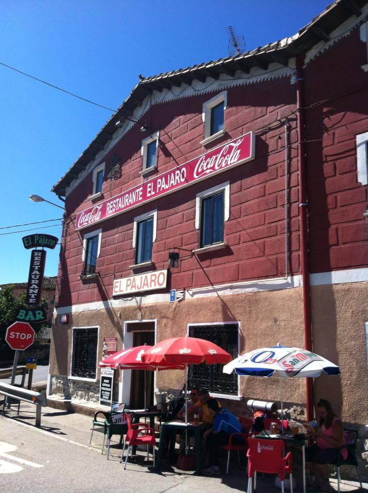 Café in Tosantos