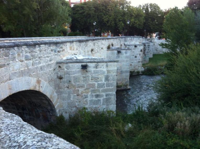 Bridge of Maladies, Burgos