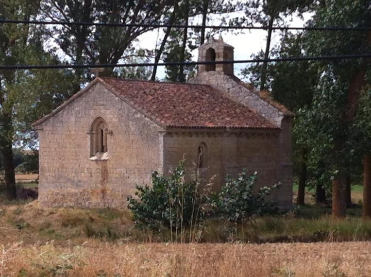 Ermita de la Virgen del Socorro, 13th century, Población de Campos
