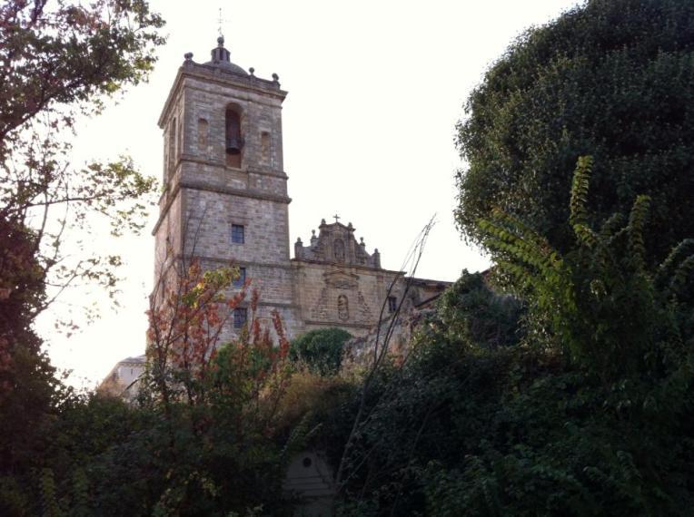 San Andres, 12th century, Villamayor de Monjardin