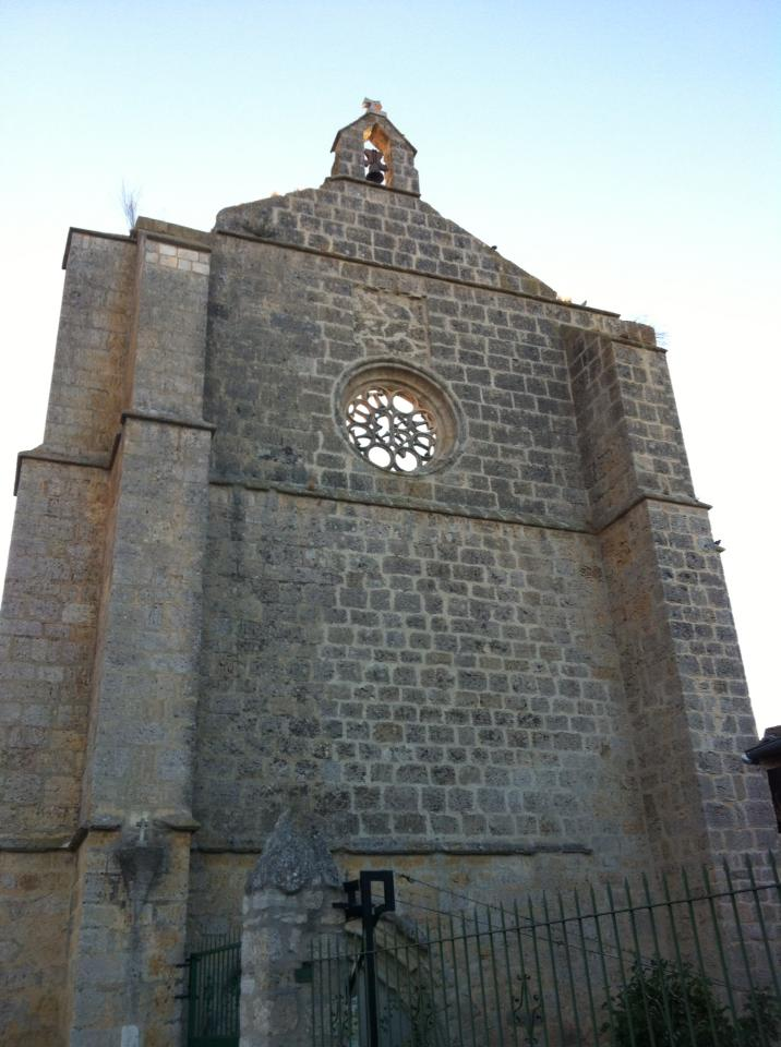 San Antón convent, 14th century