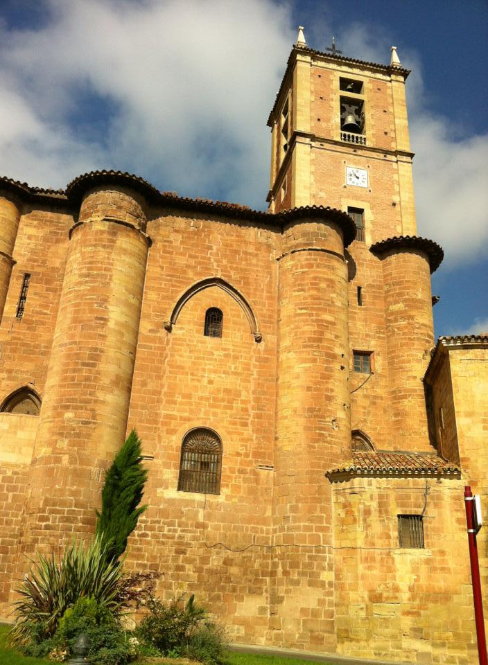 Monasterio Santa Maria de la Real, Najera