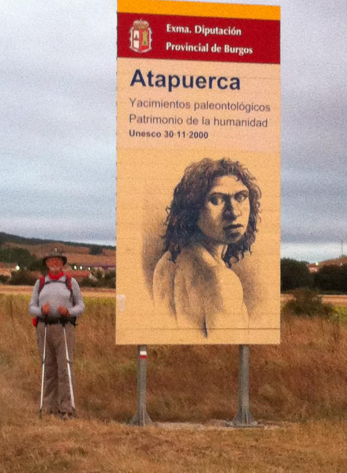 Atapuerca, homo antecessor, this is where our ancestors are from, site dates back over 1 million years