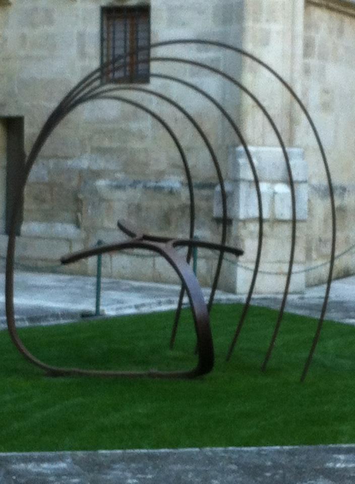 Bronze sculpture, Burgos