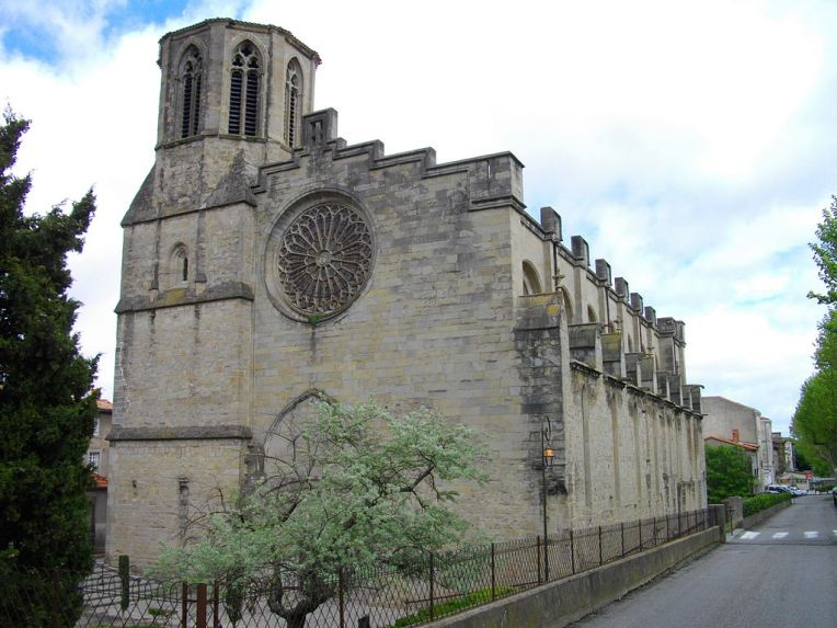 Cathédrale Saint-Michel (Wikimedia Commons)