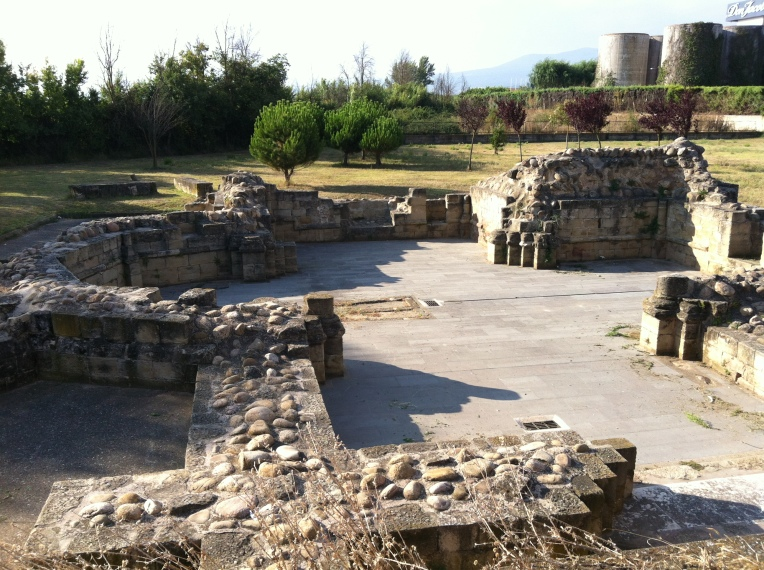 Ruins of San Juan de Acre, 12th century