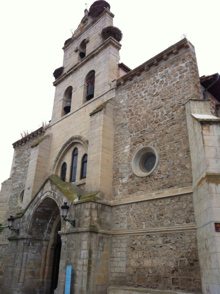 Church of Santa Maria, 16th century, Belorado