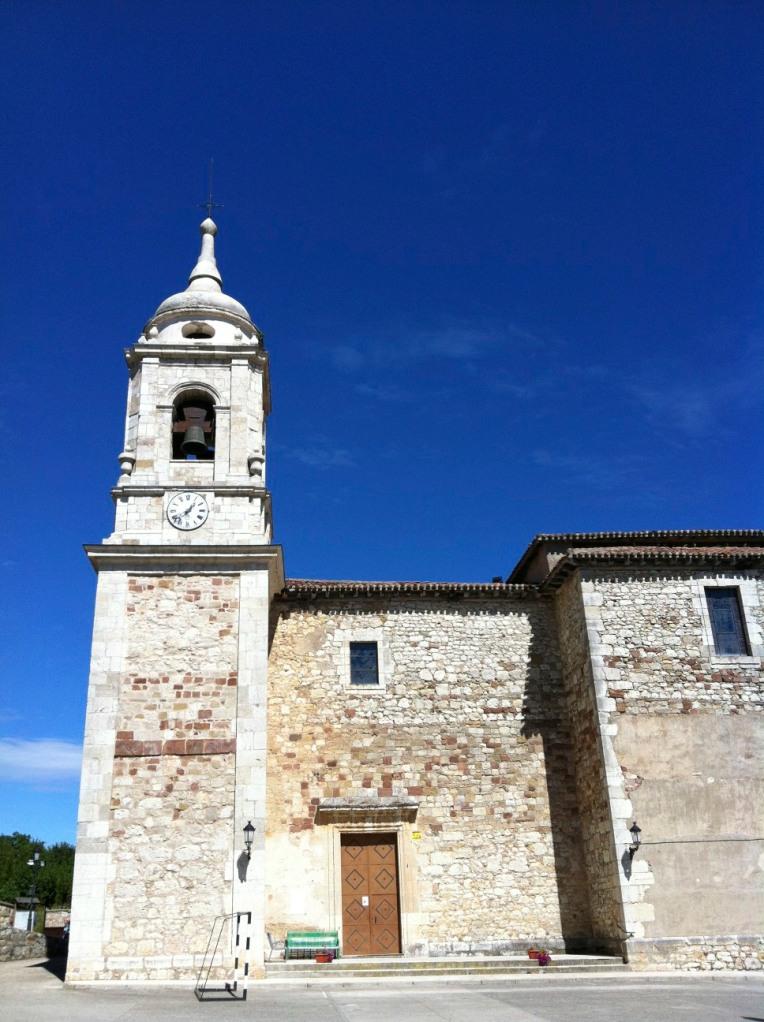 Church of Santiago, Villafranca Montes de Oca