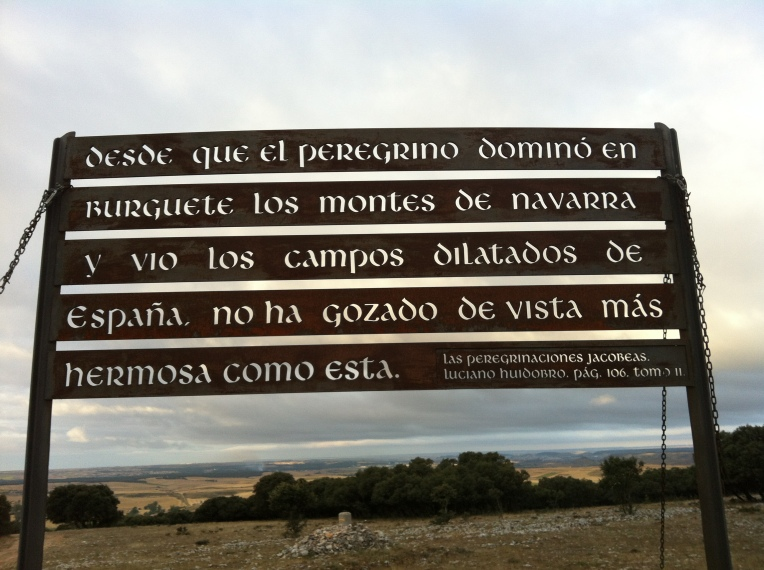 Beautiful poetry, Sierra Atapuerca