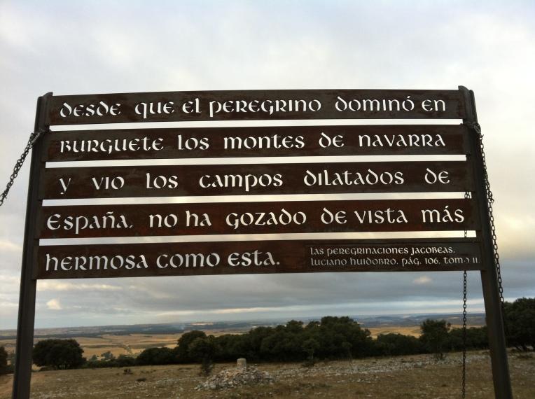 Beautiful poetry, Sierra Atapuerca