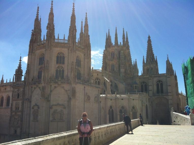 Cathedral de Santa Maria, 13th century, gothic, Burgos