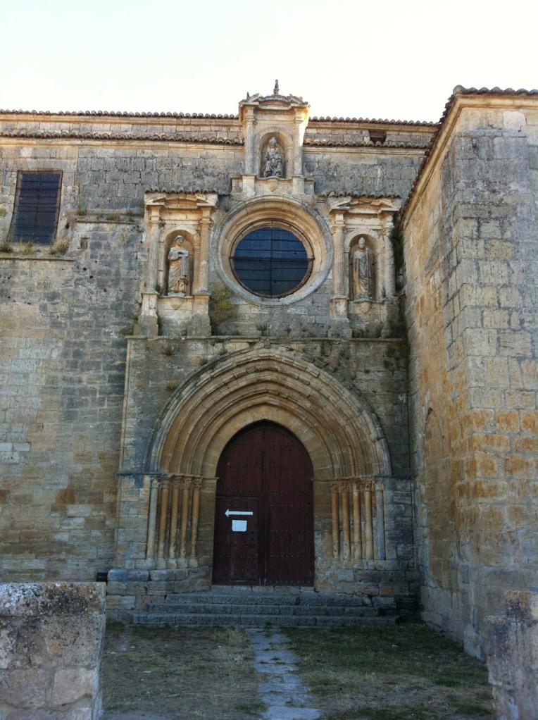 Santa Clarisas convent, 14th century