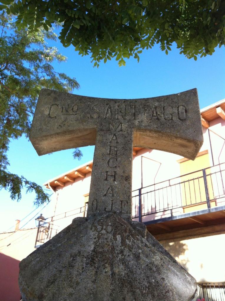"The ""Tau Cross"" of San Antón  and Santa Clarisas"
