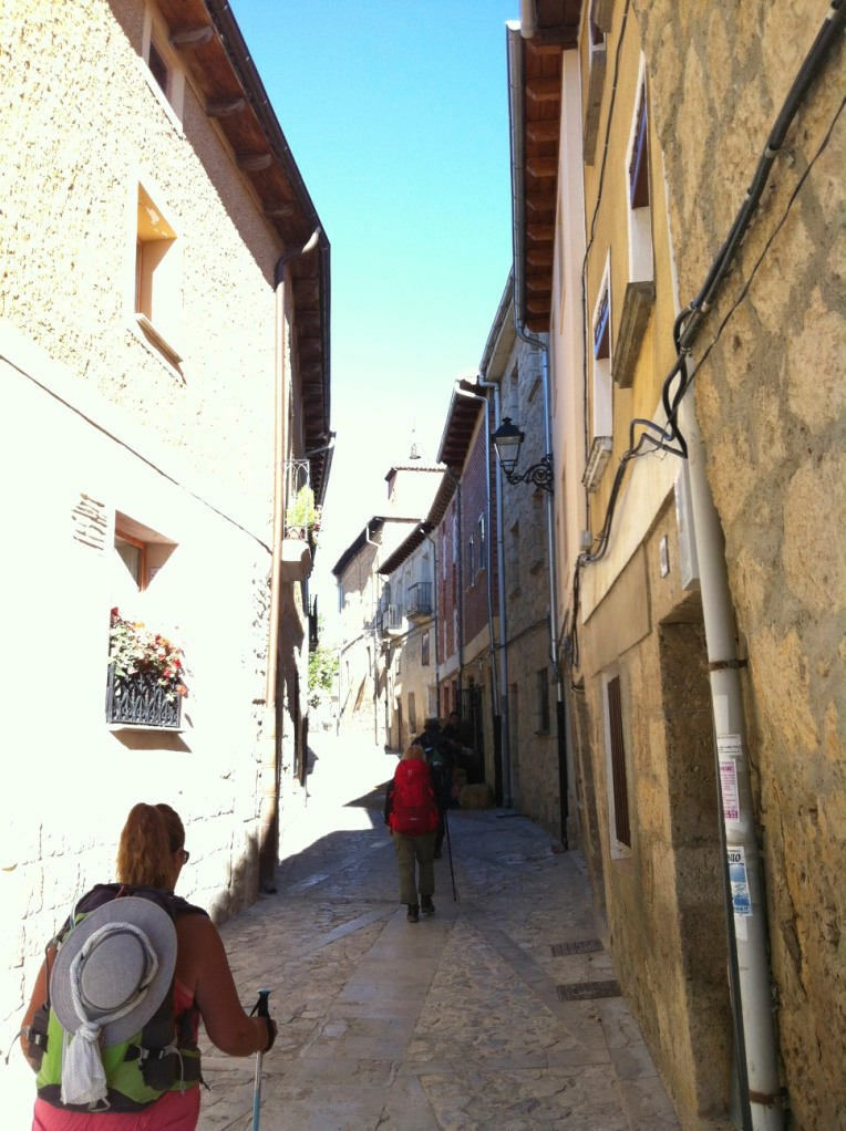 Streets of Castrojeriz