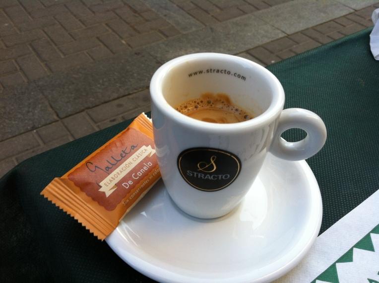 Espresso . . . yummy, Mansilla de las Mulas