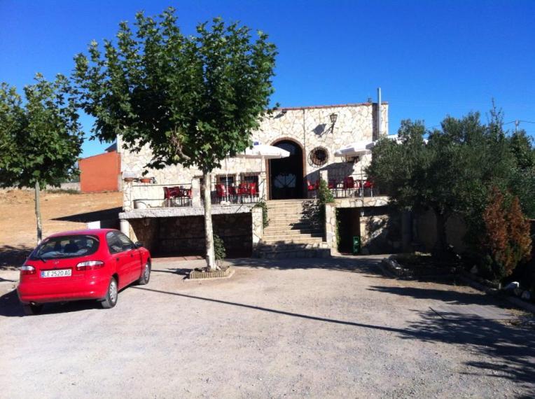 La Casa del Camino, Valverde