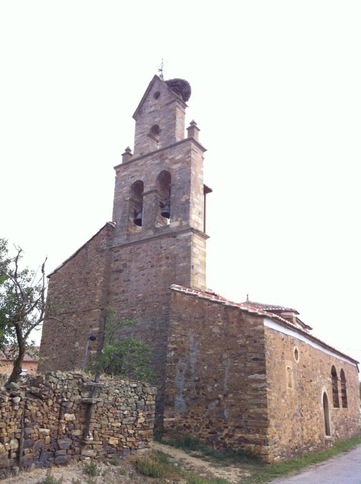 Iglesia de la Santa Maria, 12th century, Romanesque, Rabanal del Camino