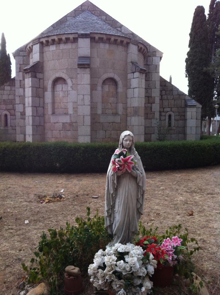 Iglesia Santa Maria, Compostilla