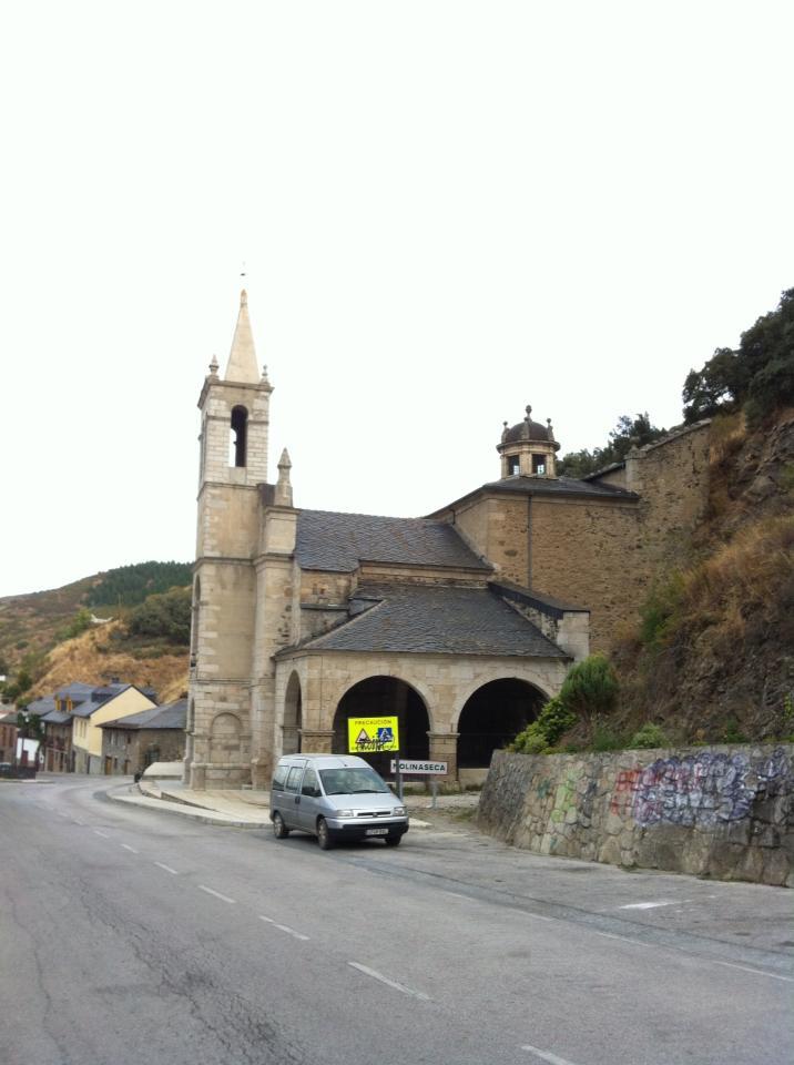17th century church of San Nicolás, Molinaseca