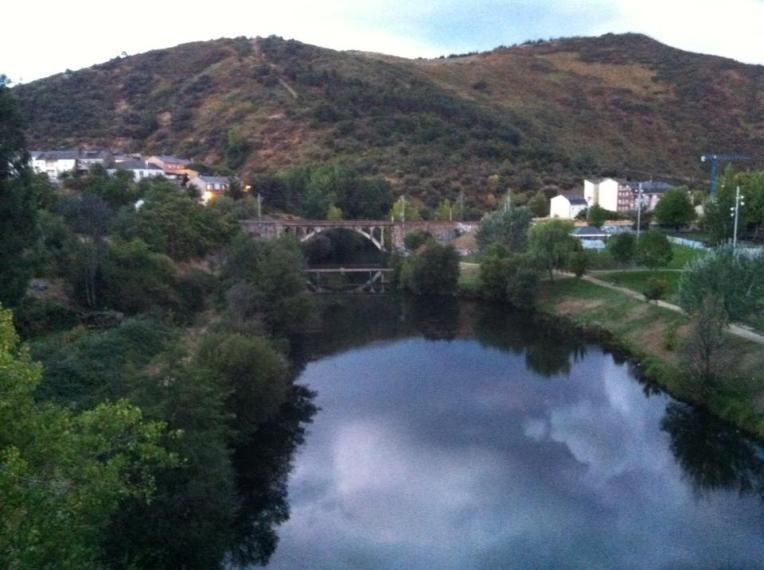 Pons Ferrada (Iron Bridge) from which the town derives its name, Ponferrada