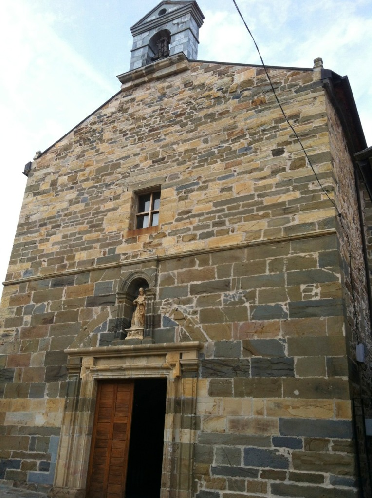 Church in El Ganso