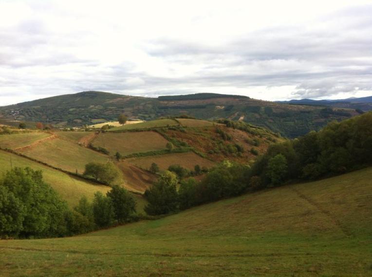 View from Alto do Poio