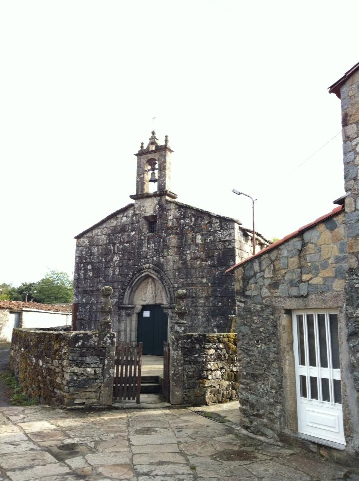 Church in Furelos