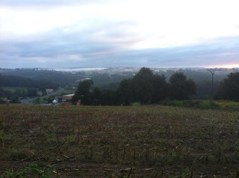 Vista near O Pedrouzo