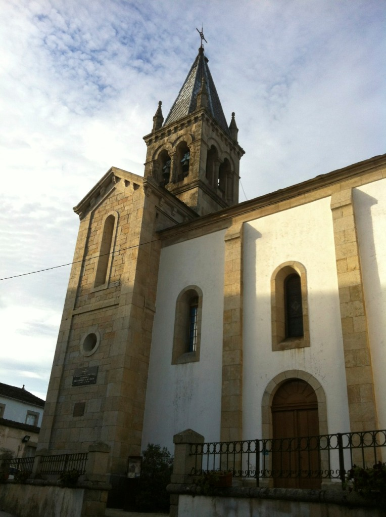 Iglesia de Santa Marina, 19th century